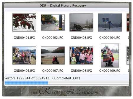 MAC pics recovery tool regain erased photos